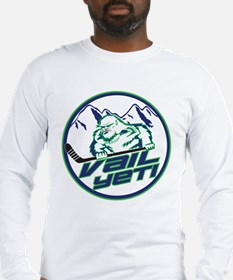 Vail Yeti Long Sleeve T-Shirt