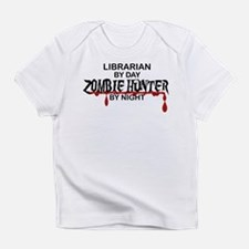Zombie Hunter - Librarian Infant T-Shirt