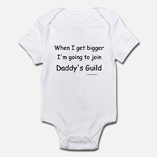 Daddy's Guild Infant Bodysuit