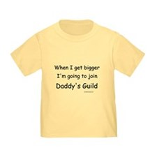 Daddy's Guild T