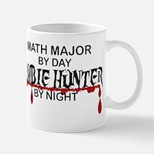 Zombie Hunter - Math Major Mug