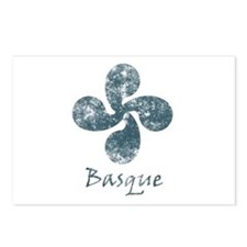 Basque Grunge Postcards (Package of 8)
