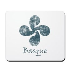 Basque Grunge Mousepad