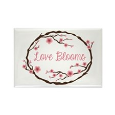 Love Blooms Magnets
