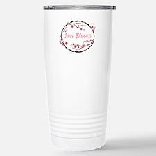 Love Blooms Travel Mug