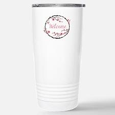 Welcome Travel Mug