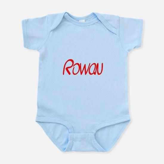 Rowan Infant Bodysuit