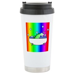 DINOSHOWER4 Travel Mug