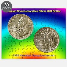 Hawaiian Sesquicentennial Coin Puzzle