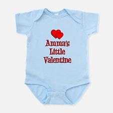Ammas Little Valentine Body Suit