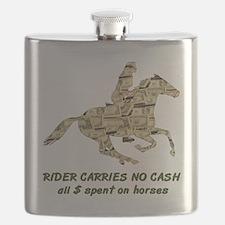 horse rider no money Flask