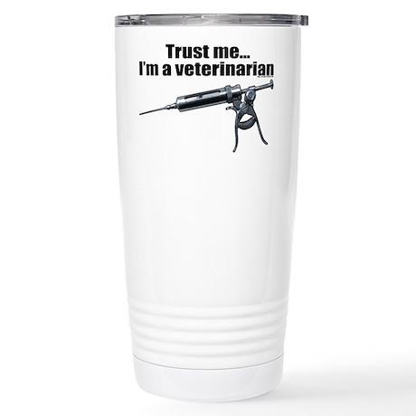 trust me veterinarian Travel Mug