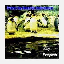 Protect The Antarctic Environment, Tile Coaster
