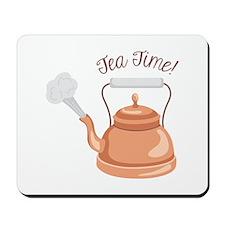 Tea Time! Mousepad