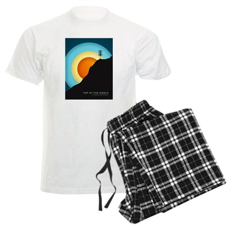 Extreme Disc Golf Pajamas