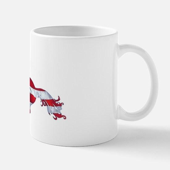 American Western Horse Cowgirl Mug