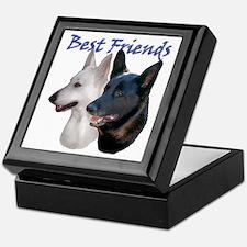 Best Friends Keepsake Box