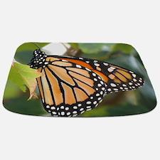 Monarch Butterfly Bathmat