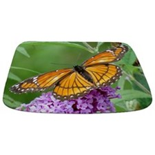 Monarch Butterfly Bathmat