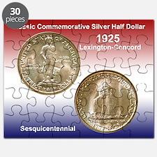 Lexington-Concord Coin Puzzle