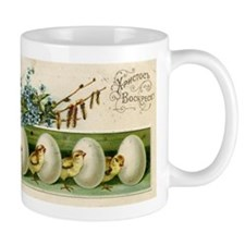 Old Russian Easter Card Mugs