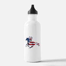 American Western Horse Water Bottle