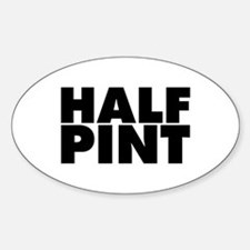 Half Pint Decal