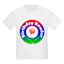Birthday Bowler T-Shirt