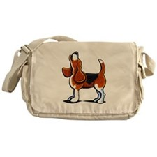 Tricolor Beagle Bay Messenger Bag