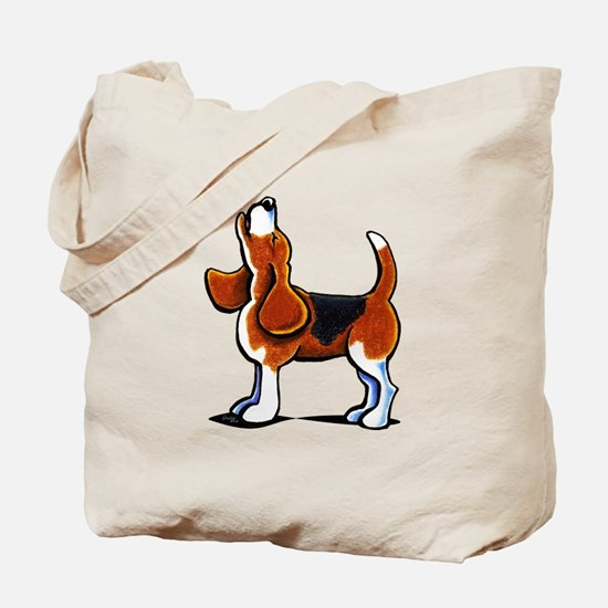 Tricolor Beagle Bay Tote Bag