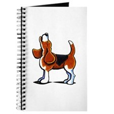 Tricolor Beagle Bay Journal