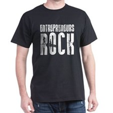 Entrepreneurs Rock T-Shirt