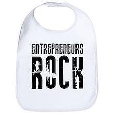 Entrepreneurs Rock Bib