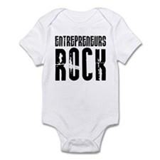 Entrepreneurs Rock Infant Bodysuit