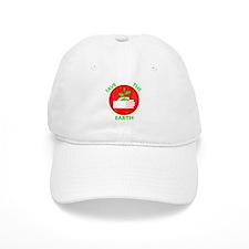 Vintage Save Earth Baseball Cap