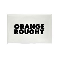 Orange Roughy Rectangle Magnet (100 pack)