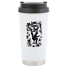 Gamer for Life (All Black) Travel Mug