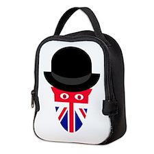 British Jack Neoprene Lunch Bag