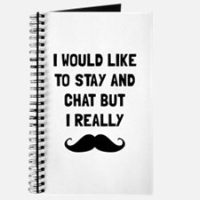 Really Moustache Journal