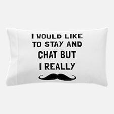 Really Moustache Pillow Case