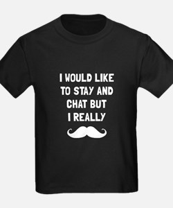 Really Moustache T-Shirt