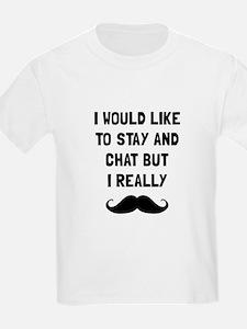 Really Moustache T-Shirt