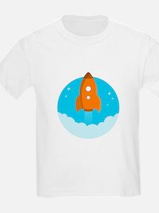 Round Rocket T-Shirt