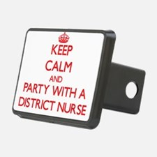Keep Calm and Party With a District Nurse Hitch Co