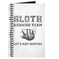Sloth Running Team Journal