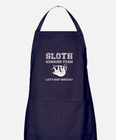Sloth Running Team Apron (dark)