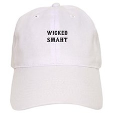 Wicked Smaht Baseball Baseball Cap