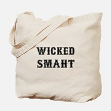 Wicked Smaht Tote Bag