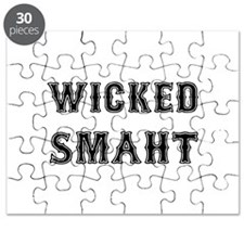 Wicked Smaht Puzzle