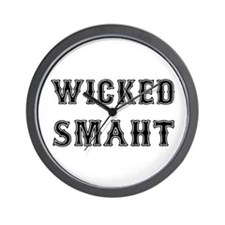 Wicked Smaht Wall Clock